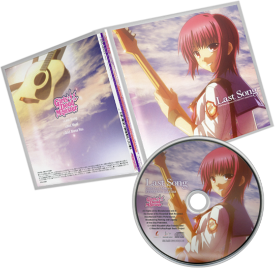 [Aporte] Megapost Angel Beats [MF][HD]