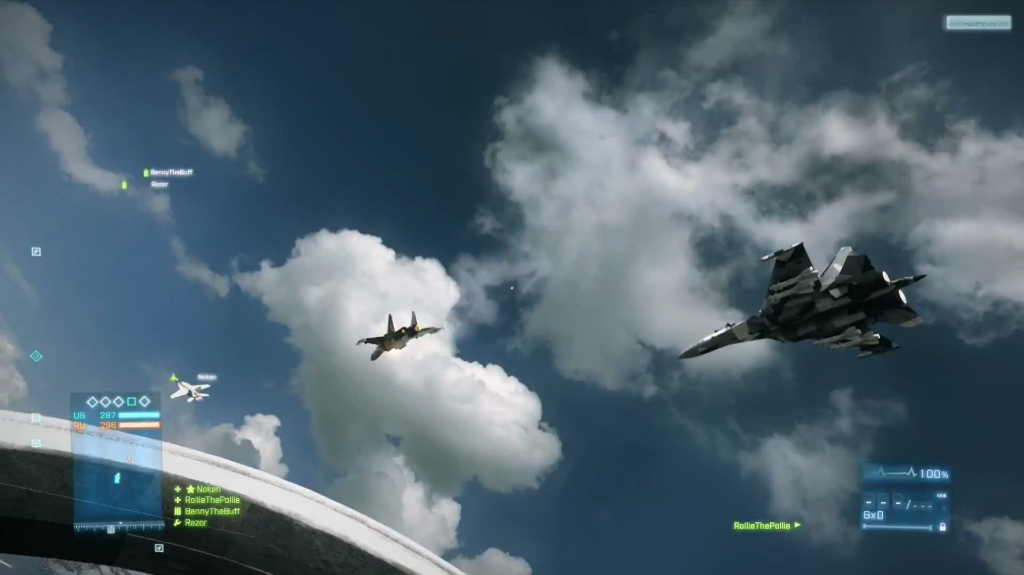 [Megapost!] Jets | In Battlefield 3 ¡Defended From The Sky!
